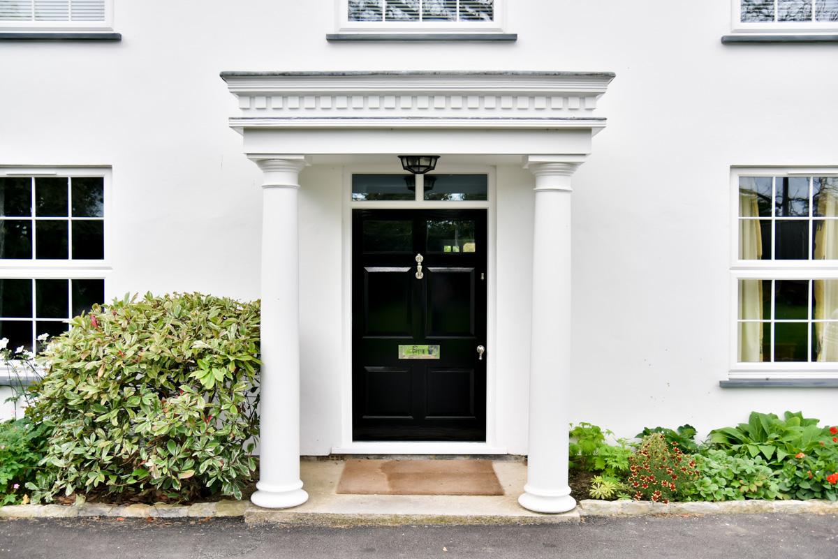 External bespoke doors designed in Somerset