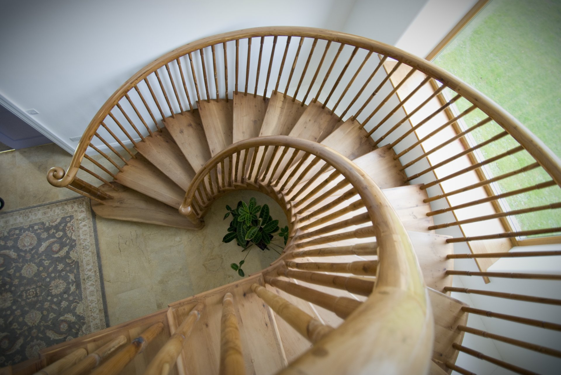 Bespoke Staircases designed, made and fitted by our somerset based team